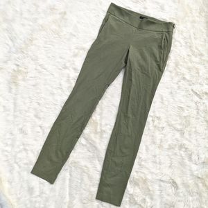 Wilfred Free Green Skinny Pants